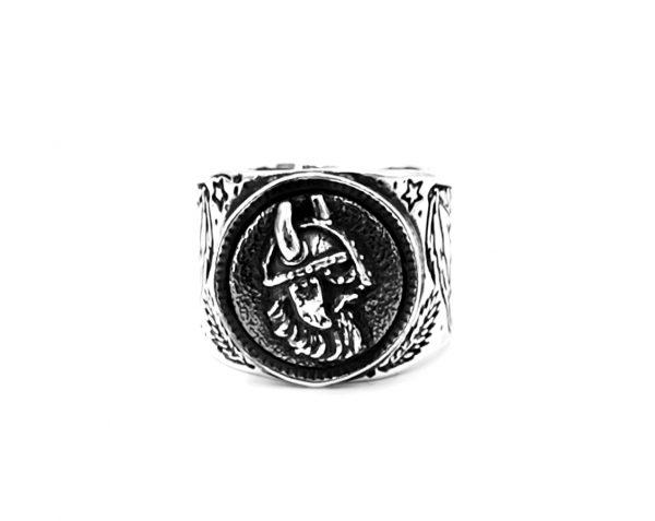 Anillo plata vikingo   Vikingos  Real Madrid HIMNUM