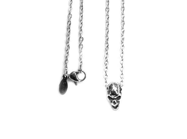 Colgante plata calavera Skulls HIMNUM
