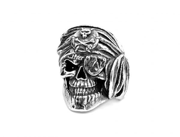 Anillo plata calavera Skulls HIMNUM